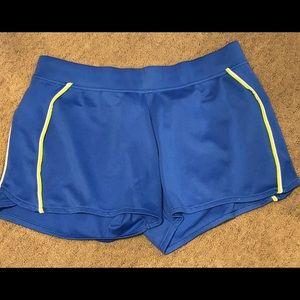 Nike Blue Sport Shorts